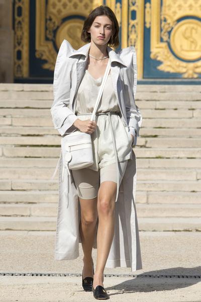 Nina Ricci Spring 2018 Ready-to-Wear - Look #7