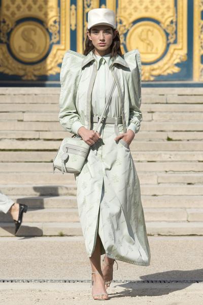 Nina Ricci Spring 2018 Ready-to-Wear - Look #8