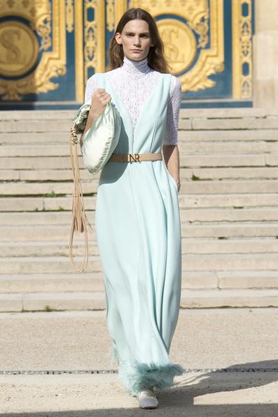 Nina Ricci Spring 2018 Ready-to-Wear - Look #9