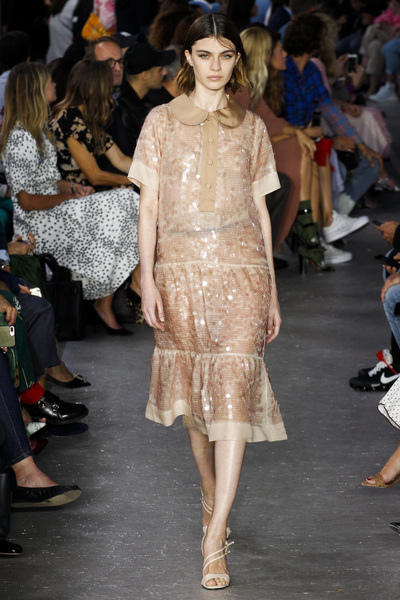 NO. 21 Spring 2018 Ready-to-Wear - Look #10