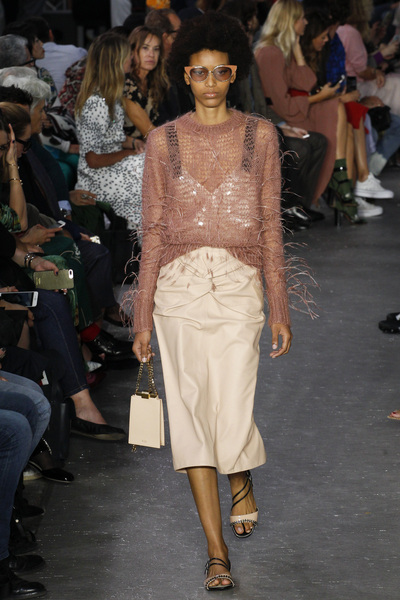 NO. 21 Spring 2018 Ready-to-Wear - Look #11