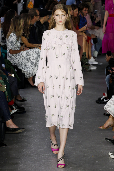 NO. 21 Spring 2018 Ready-to-Wear - Look #14