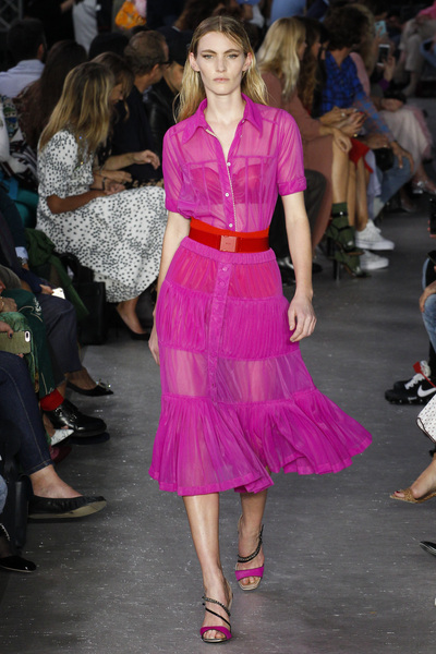NO. 21 Spring 2018 Ready-to-Wear - Look #15