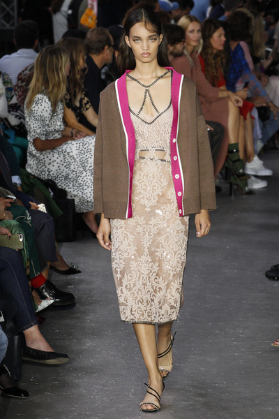 NO. 21 Spring 2018 Ready-to-Wear - Look #17