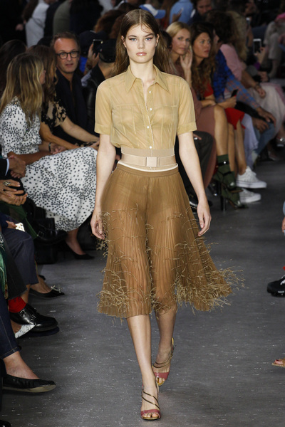 NO. 21 Spring 2018 Ready-to-Wear - Look #21