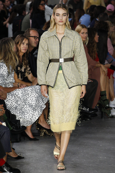NO. 21 Spring 2018 Ready-to-Wear - Look #23