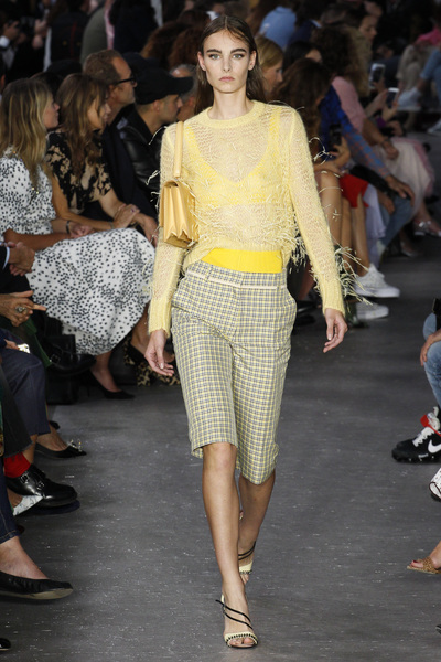 NO. 21 Spring 2018 Ready-to-Wear - Look #24