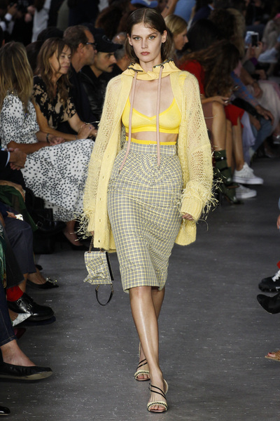 NO. 21 Spring 2018 Ready-to-Wear - Look #25