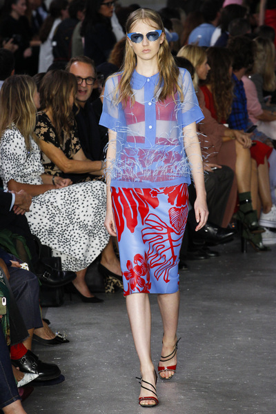 NO. 21 Spring 2018 Ready-to-Wear - Look #29