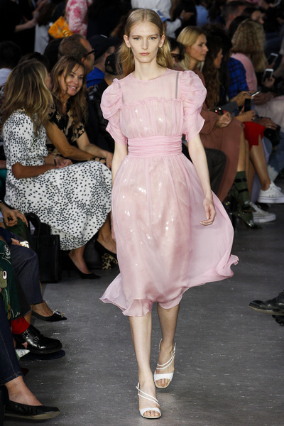 NO. 21 Spring 2018 Ready-to-Wear - Look #3
