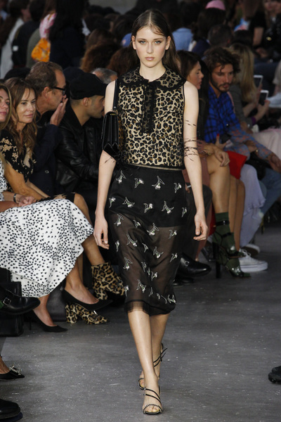 NO. 21 Spring 2018 Ready-to-Wear - Look #39