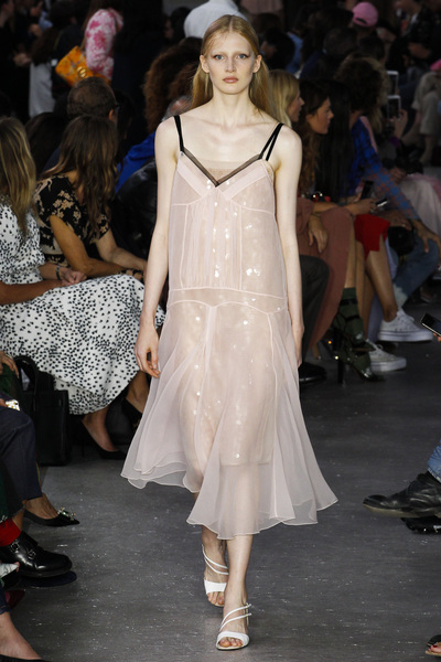 NO. 21 Spring 2018 Ready-to-Wear - Look #4