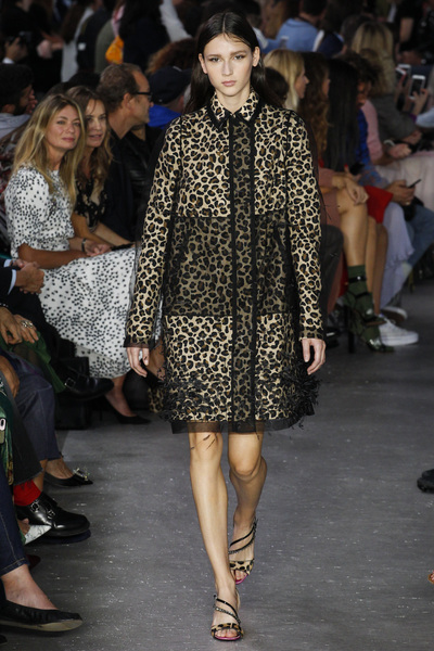 NO. 21 Spring 2018 Ready-to-Wear - Look #41