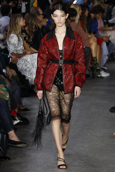NO. 21 Spring 2018 Ready-to-Wear - Look #42
