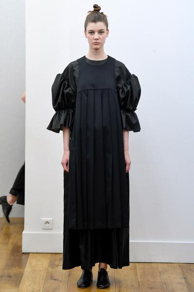 Noir Kei Ninomiya Spring 2018 Ready-to-Wear - Look #11