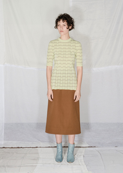 NOMIA Spring 2018 Ready-to-Wear - Look #11
