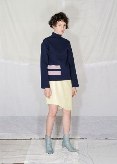 NOMIA Spring 2018 Ready-to-Wear - Look #21
