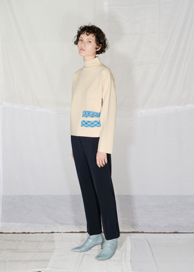 NOMIA Spring 2018 Ready-to-Wear - Look #7