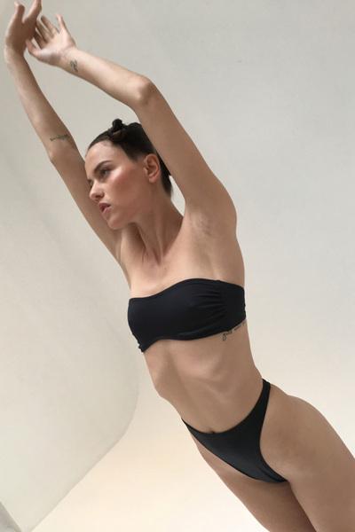Norma Kamali Resort 2018 - Look #60