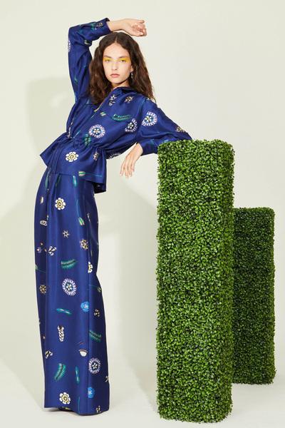 Novis Spring 2018 Ready-to-Wear - Look #12