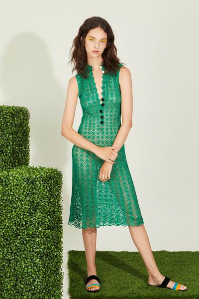 Novis Spring 2018 Ready-to-Wear - Look #6