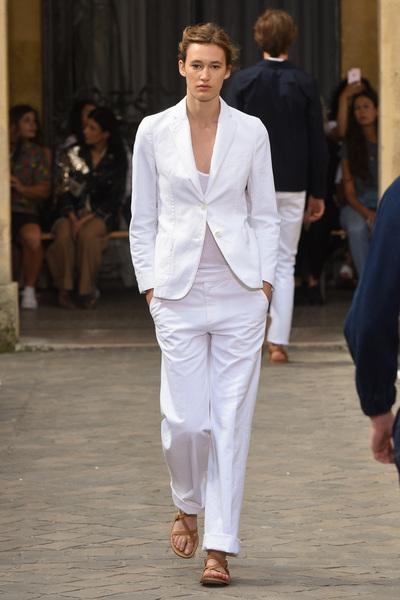 Officine Générale Spring 2018 Ready-to-Wear - Look #18