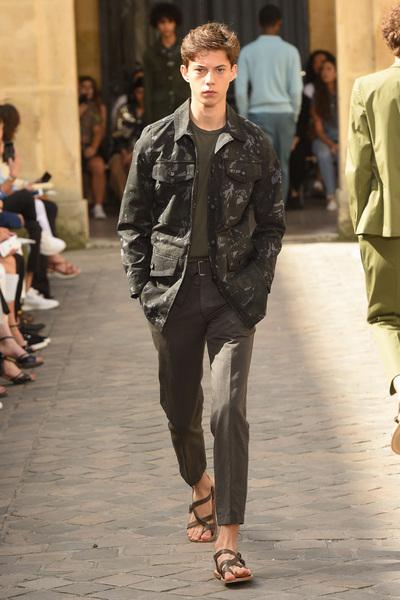 Officine Générale Spring 2018 Ready-to-Wear - Look #30