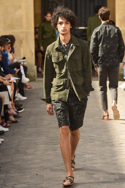 Officine Générale Spring 2018 Ready-to-Wear - Look #31