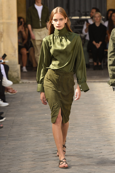Officine Générale Spring 2018 Ready-to-Wear - Look #32