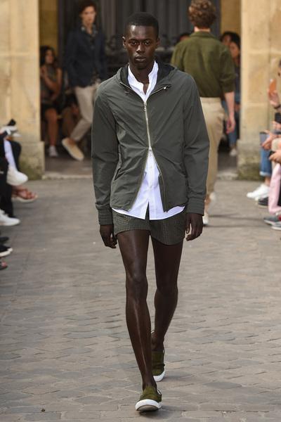 Officine Générale Spring 2018 Ready-to-Wear - Look #34