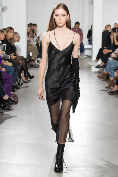 Olivier Theyskens Spring 2018 Ready-to-Wear - Look #17