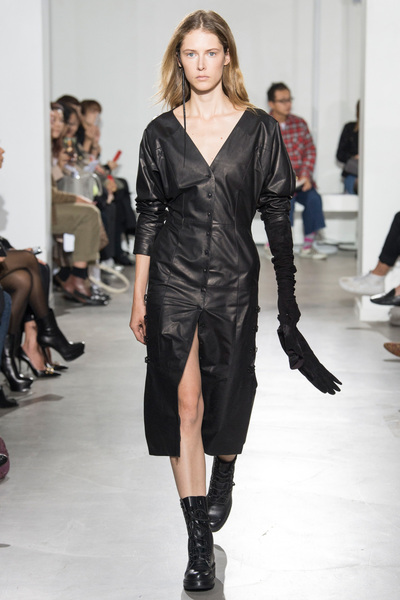 Olivier Theyskens Spring 2018 Ready-to-Wear - Look #20