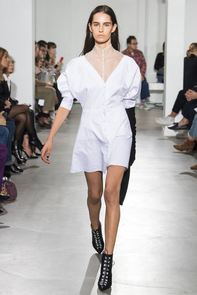Olivier Theyskens Spring 2018 Ready-to-Wear - Look #23