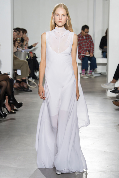 Olivier Theyskens Spring 2018 Ready-to-Wear - Look #31