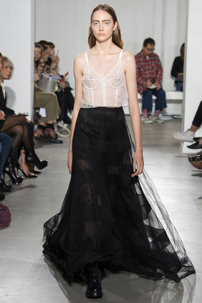 Olivier Theyskens Spring 2018 Ready-to-Wear - Look #32