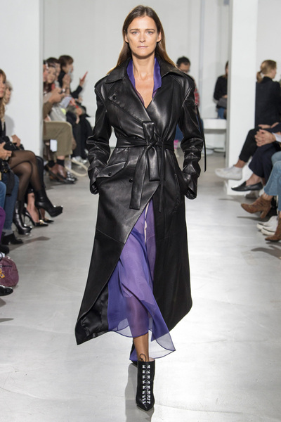 Olivier Theyskens Spring 2018 Ready-to-Wear - Look #8