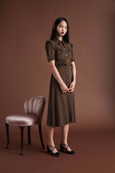 Orla Kiely Resort 2018 - Look #13
