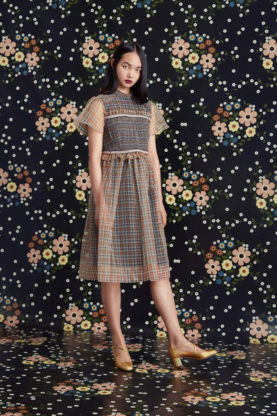 Orla Kiely Resort 2018 - Look #2