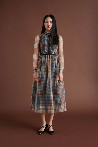 Orla Kiely Resort 2018 - Look #23