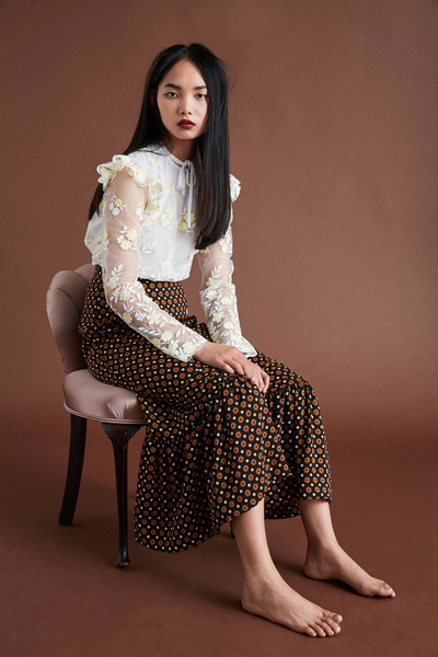 Orla Kiely Resort 2018 - Look #5