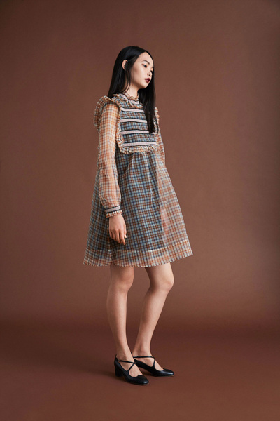 Orla Kiely Resort 2018 - Look #7
