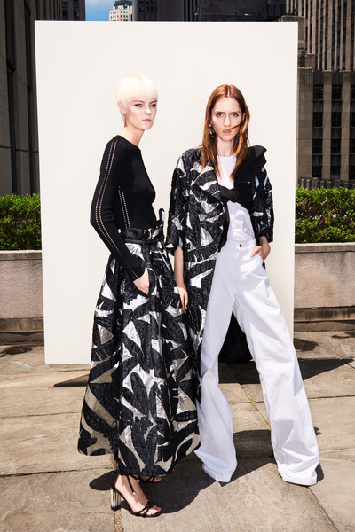 Oscar De La Renta Resort 2018 - Look #22