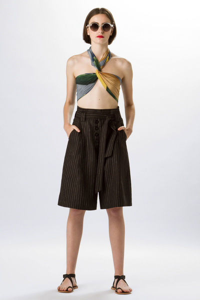 Osklen Spring 2018 Ready-to-Wear - Look #8