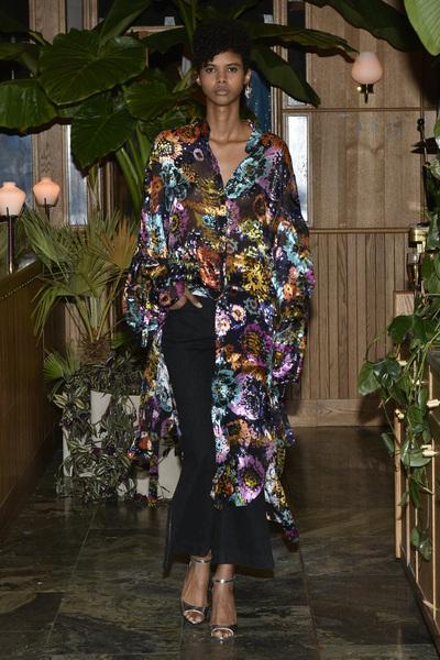 Osman Spring 2018 Ready-to-Wear - Look #11