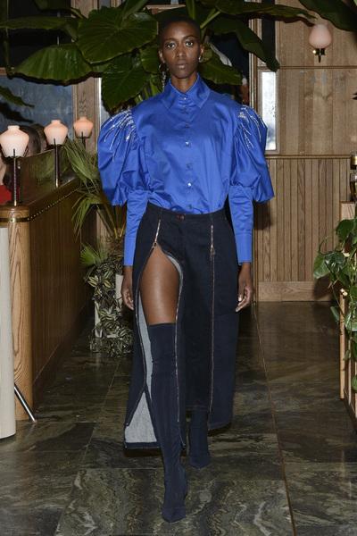 Osman Spring 2018 Ready-to-Wear - Look #12