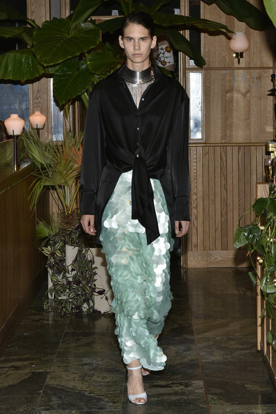 Osman Spring 2018 Ready-to-Wear - Look #20