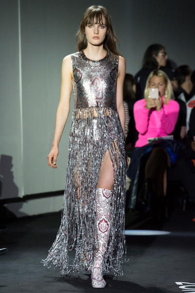 Paco Rabanne Spring 2018 Ready-to-Wear - Look #30