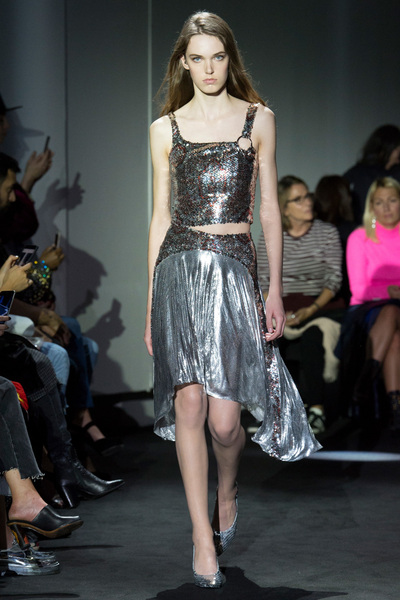 Paco Rabanne Spring 2018 Ready-to-Wear - Look #32