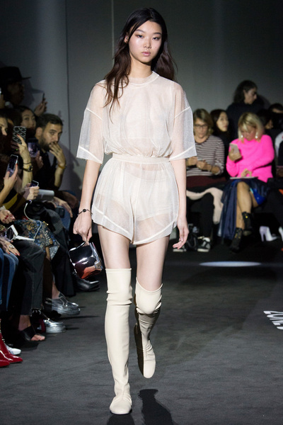 Paco Rabanne Spring 2018 Ready-to-Wear - Look #5