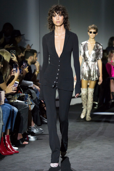 Paco Rabanne Spring 2018 Ready-to-Wear - Look #8